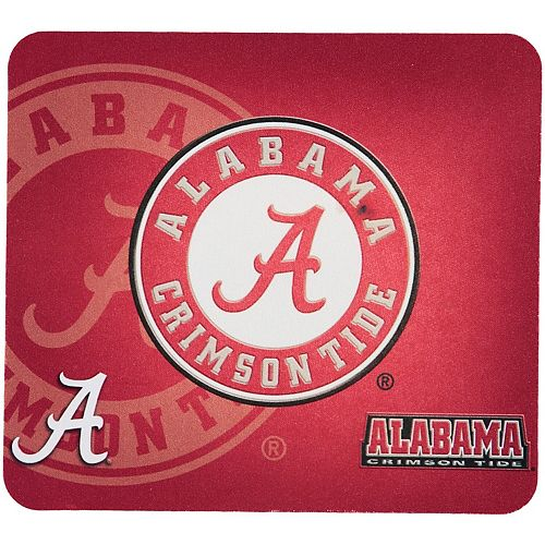 Alabama Crimson Tide 3D Mouse Pad