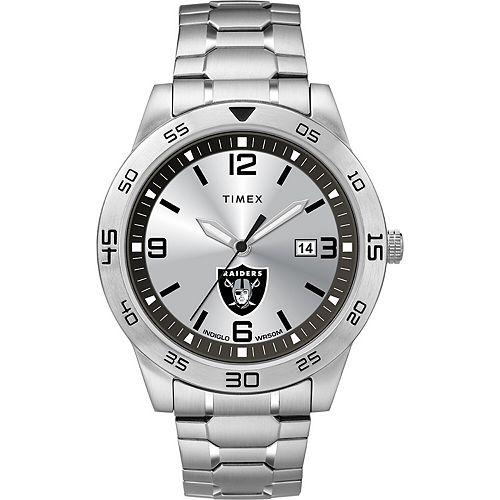 Men's Timex Oakland Raiders Citation Watch
