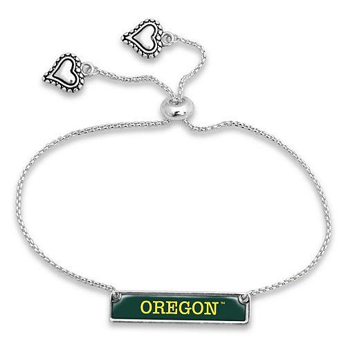 Women's Oregon Ducks Nameplate Bracelet