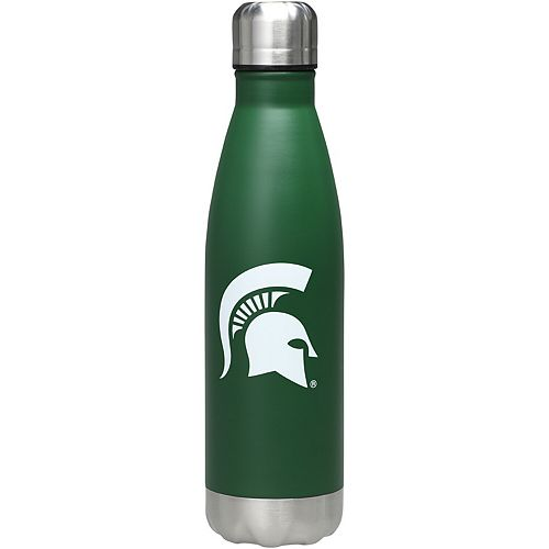 Michigan State Spartans 17oz. Team Color Stainless Steel Water Bottle