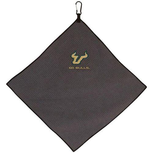 "South Florida Bulls 15"" x 15"" Microfiber Golf Towel"