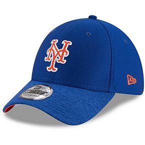 Men's New Era Royal New York Mets Popped Shadow 39THIRTY Flex Hat