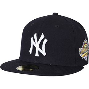 Men's New Era Navy New York Yankees 1996 World Series Wool 59FIFTY Fitted Hat