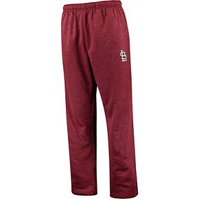 Men's Majestic Red St. Louis Cardinals Synthetic Pants