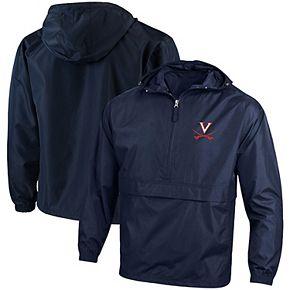 Men's Champion Navy Virginia Cavaliers Packable Jacket