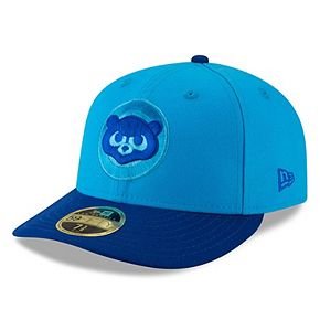 Men's New Era Blue/Blue Chicago Cubs 2018 Players' Weekend Low Profile 59FIFTY Fitted Hat