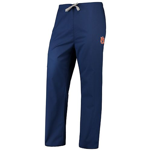 Navy Auburn Tigers Drawstring Cargo Pants