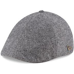 Men's New Era Heathered Gray Atlanta Falcons Tweed Duckbill Fitted Hat