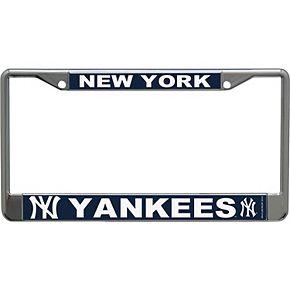 WinCraft New York Yankees Acrylic Mega License Plate Frame