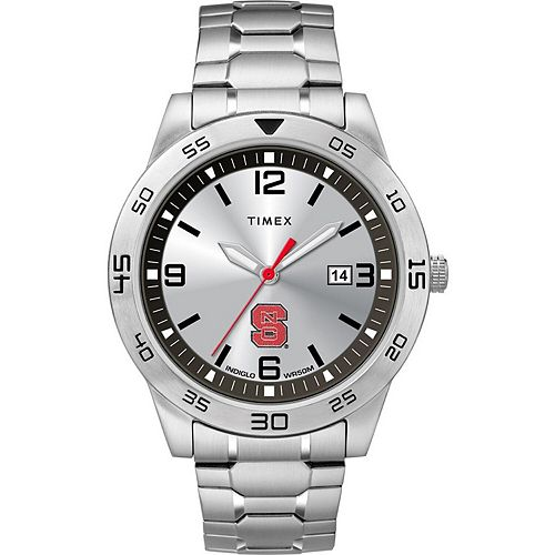 Men's Timex NC State Wolfpack Citation Watch