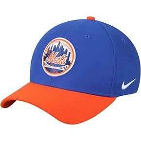 Men's Nike Royal New York Mets Swoosh II Flex Hat