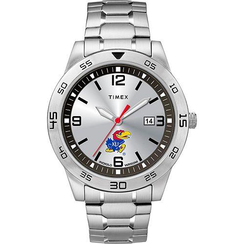 Men's Timex Kansas Jayhawks Citation Watch