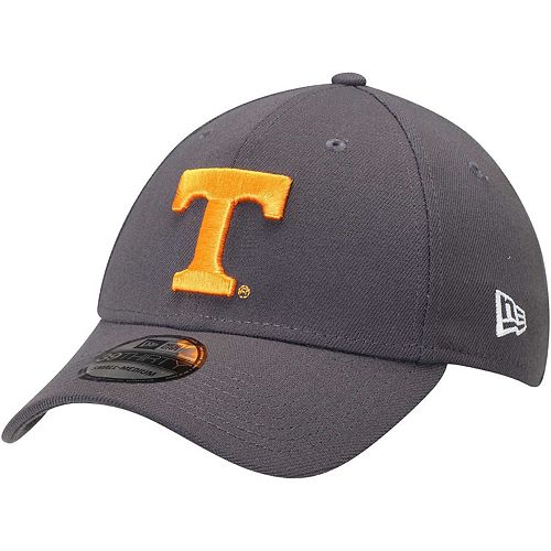 Men's New Era Graphite Tennessee Volunteers College Classic 39Thirty Flex Hat