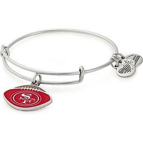 Women's Alex & Ani San Francisco 49ers Stack Bracelet