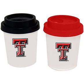 Texas Tech Red Raiders Plastic Salt & Pepper Shaker