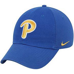 Men's Nike Royal Pitt Panthers Heritage 86 Logo Adjustable Hat