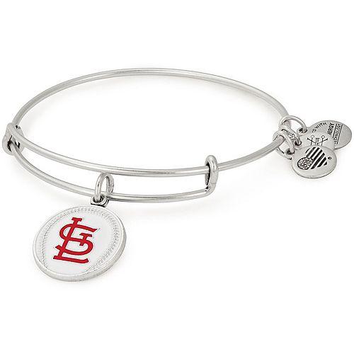 Women's Alex & Ani St. Louis Cardinals Stack Bracelet
