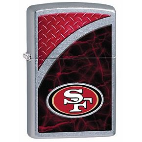 San Francisco 49ers NFL Zippo Lighter