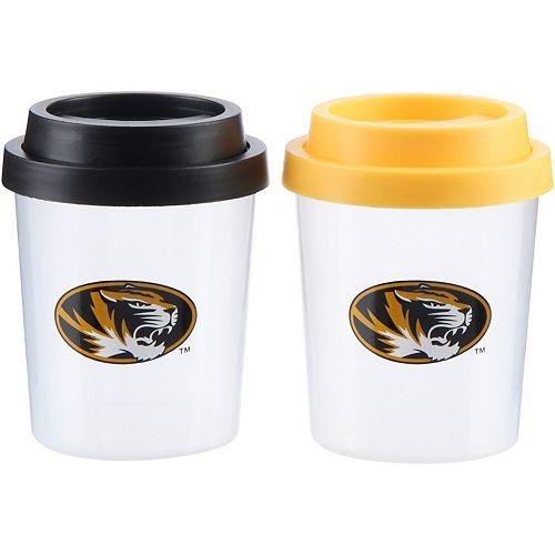 Missouri Tigers Plastic Salt & Pepper Shaker