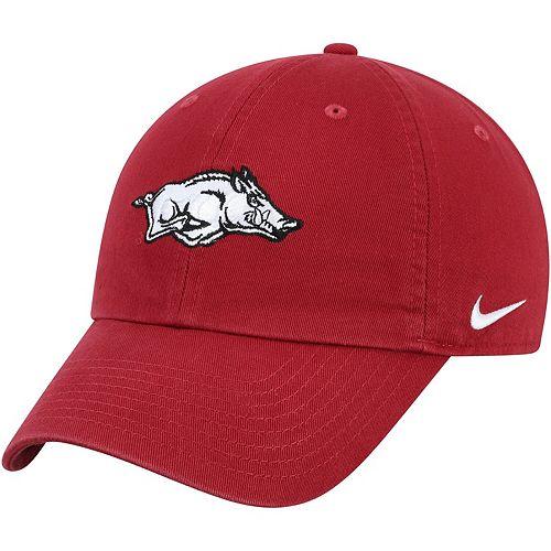 Men's Nike Cardinal Arkansas Razorbacks Heritage 86 Adjustable Hat