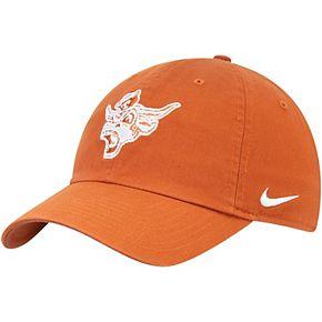 Men's Nike Texas Orange Texas Longhorns Heritage 86 Adjustable Performance Hat