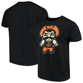 Men's Black Oklahoma State Cowboys Tokyodachi T-Shirt
