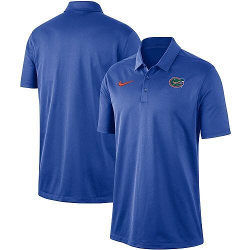 Men's Nike Royal Florida Gators Franchise Performance Polo
