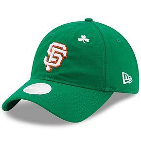 Women's New Era Kelly Green San Francisco Giants 2019 St. Patrick's Day 9TWENTY Adjustable Hat