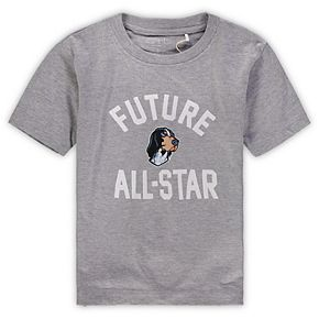 Toddler Garb Heathered Gray Tennessee Volunteers Toni Future All-Star T-Shirt