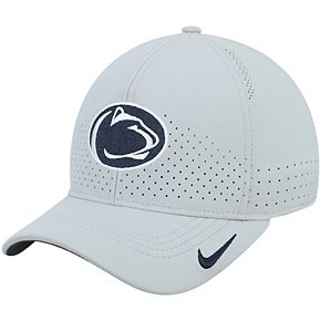 Men's Nike Gray Penn State Nittany Lions Classic 99 Sideline Performance Flex Hat