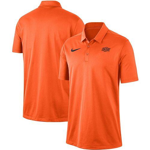 Men's Nike Orange Oklahoma State Cowboys Franchise Performance Polo