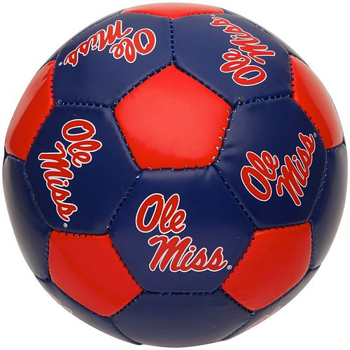 Ole Miss Rebels Micro Soccer Ball