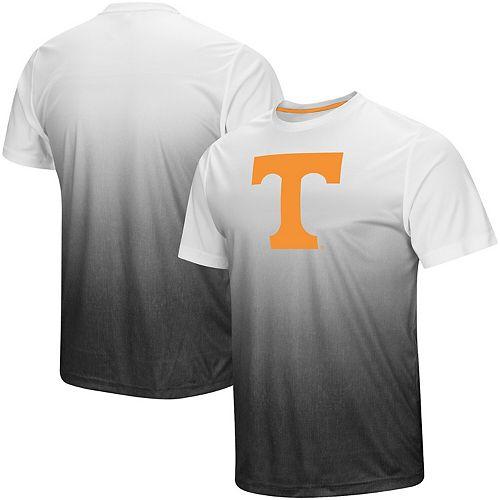 Men's Colosseum Gray Tennessee Volunteers Magic Gradient T-Shirt