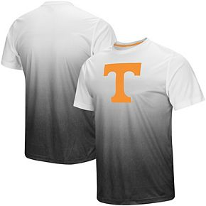 Men's Colosseum Gray Tennessee Volunteers Magic Gradient T-Shirt