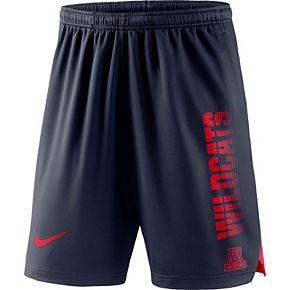 Men's Nike Navy Arizona Wildcats Breathe Player Performance Shorts