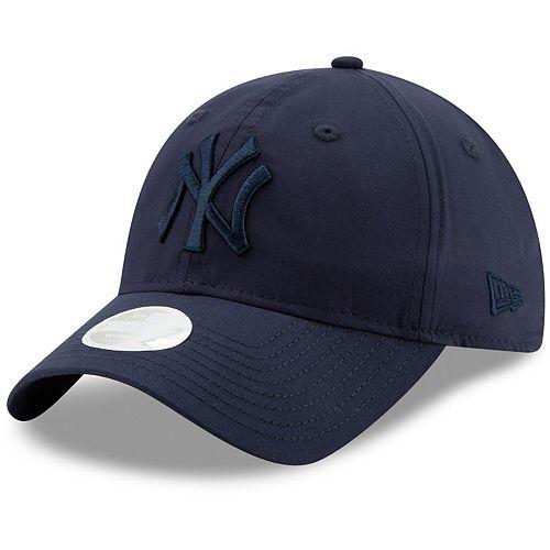 Women's New Era Navy New York Yankees Crisp Pick 9TWENTY Adjustable Hat
