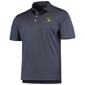 Men's johnnie-O Navy Milwaukee Brewers Farewell Polo