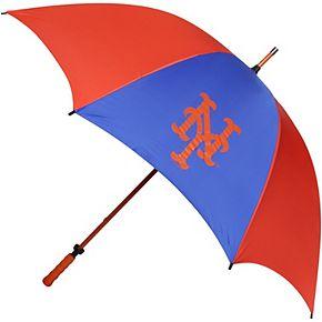 New York Mets Logo Golf Umbrella
