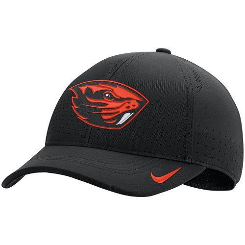 Men's Nike Black Oregon State Beavers Classic 99 Sideline Performance Flex Hat