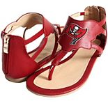 Women's Cuce Tampa Bay Buccaneers Gladiator Sandals