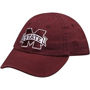 Infant Top of the World Maroon Mississippi State Bulldogs Mini Me Adjustable Hat