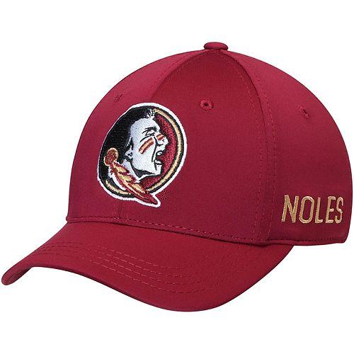 Men's Top of the World Garnet Florida State Seminoles Choice Flex Hat