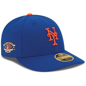 Men's New Era Royal New York Mets Subway Series LP 59FIFTY Fitted Hat