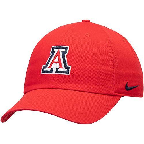 Men's Nike Red Arizona Wildcats Heritage 86 Logo Performance Adjustable Hat