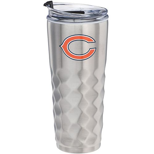Chicago Bears 32oz. Stainless Steel Diamond Tumbler