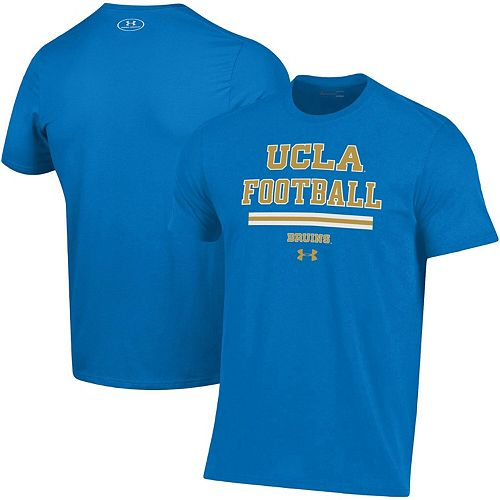 Men's Under Armour Blue UCLA Bruins 2019 Football Sideline Performance T-Shirt