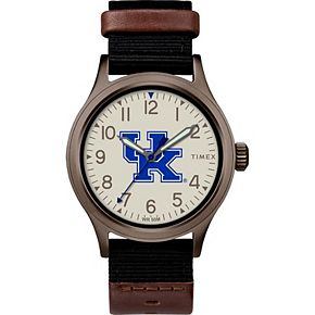 Men's Timex Kentucky Wildcats Clutch Watch