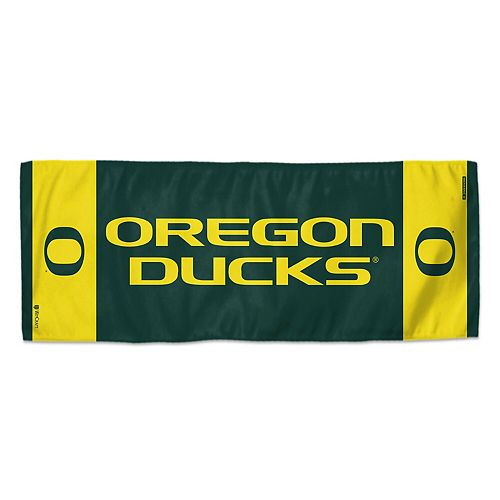 """WinCraft Oregon Ducks 12"""" x 30"""" Primary Double-Sided Cooling Towel"""