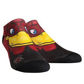 Men's South Carolina Gamecocks Mascot Low Ankle Socks