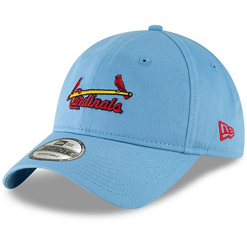 really comfortable release date lower price with Men's New Era Light Blue St. Louis Cardinals Cooperstown ...